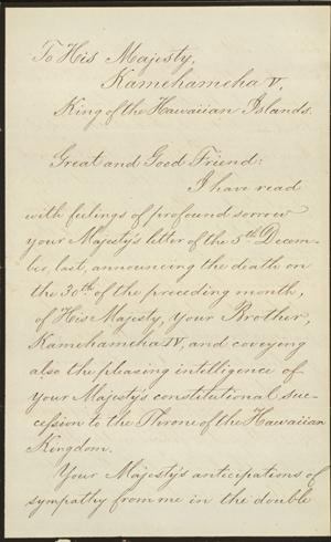 Abraham Lincoln Autograph Letter