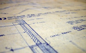 image of a blueprint