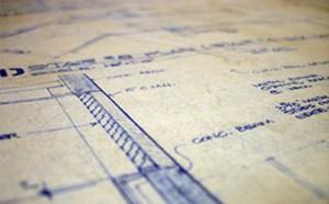 image of a blueprint