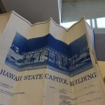 Original Blueprints of the Hawaiʻi State Capitol