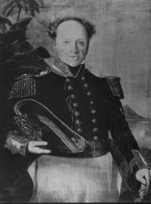 Rear Admiral Richard Thomas