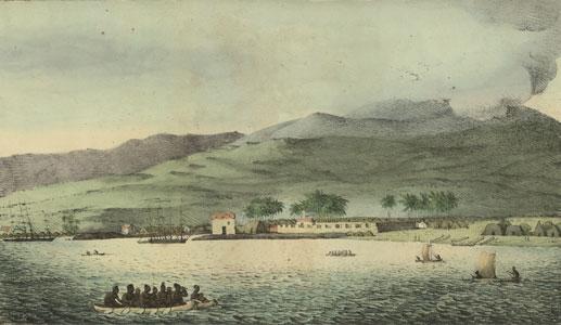Honolulu Port