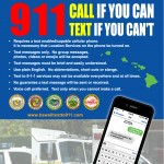 Text to 911 Flyer