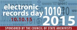 electronic records logo_2015