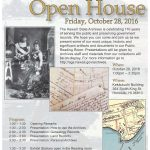 Hawaii States Archives Open House Flyer