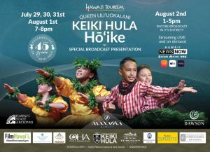 Treasures at the Hawaiʻi State Archives highlighted during the Queen Liliʻuokalani Keiki Hula Hōʻike Broadcast Presentation post thumbnail