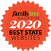 Family Tree Magazine 75 Best Genealogy Websites 2020 badge