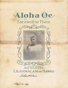 Aloha Oe