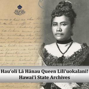 M93 Liliʻuokalani Manuscript Collection now Online! post thumbnail